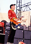 Cheap Trick 1980 Rick Nielsen Summer Blowout at the Coliseum<br /> © Chris Walter