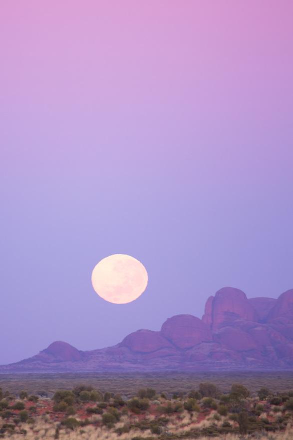 Full moon Kata Tjula