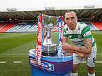 Scott Brown with Betfred Cup