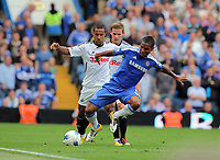 Pictured: Saturday 17 September 2011<br /> Re: Premiership football Chelsea FC v Swansea City FC at the Stamford Bridge Stadium, London.