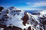 Ascent of Ouanoukrim, High Atlas, Morocco, 2017