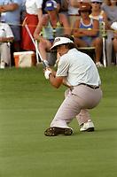 Le tournoi de golf feminin Peter Jackson, 5 juillet 1981<br /> <br /> Photo:  Agence Quebec Presse