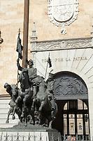 academia de caballeria Valladolid spain castile and leon
