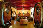 South Africa, Cape Town, Winelands, Franschhoek, wine growing estate L'Ormarins - tasting room