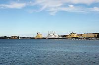 Helsinki, Finlandia.Il porto.The harbor.