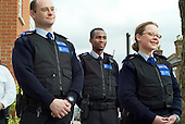 Launch of Metropolitan Police Service's Safer Neighbourhoods team for Queen's Park at Acton Housing Association's Beethoven Centre.