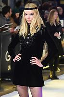 "Anya Taylor-Joy<br /> arriving for the ""Glass"" premiere at the Curzon Mayfair, London<br /> <br /> ©Ash Knotek  D3470  09/01/2019"