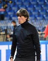 6th August 2020, Basel, Switzerland. UEFA National League football, Switzerland versus Germany; trainer Joachim Jogi Loew