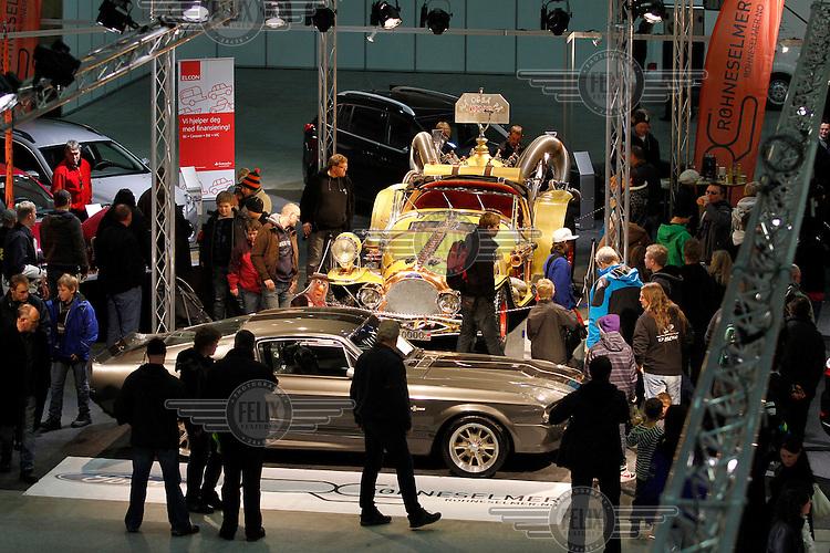 (Oslo 23.10.2010).Brrom festivalen på Exporama Senteret..©Fredrik Naumann/Felix Features