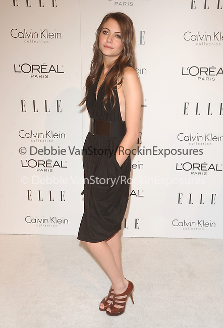 Willa Holland  at The 16th Annual Elle Women in Hollywood Tribute held at The four Seasons Hotel in Beverly Hills, California on October 19,2009                                                                   Copyright 2009 Debbie VanStory / RockinExposures