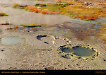 Mud Volcano, Hayden Valley, Yellowstone National Park, Wyoming