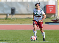 20190301 - LARNACA , CYPRUS : Mexican Charlyn Corral pictured during a women's soccer game between Thailand and Mexico , on Friday 1 March 2019 at the GSZ Stadium in Larnaca , Cyprus . This is the second game in group B for both teams during the Cyprus Womens Cup 2019 , a prestigious women soccer tournament as a preparation on the FIFA Women's World Cup 2019 in France . PHOTO SPORTPIX.BE | DAVID CATRY