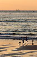 Europe/France/Aquitaine/64/Pyrénées-Atlantiques/Pays-Basque/Hendaye: La plage
