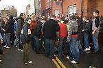 Shrove Tuesday Football. Atherstone Warwickshire UK 2008.