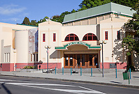 Art Deco Style Municipal Theater, Napier, north island, New Zealand.
