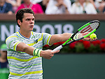 Milos Raonic (CAN) defeated Joao Sousa (POR)