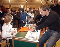 16-02-2005,Rotterdam, ABNAMROWTT ,handtekeningensessie