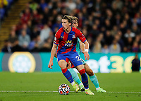 27th September 2021;  Selhurst Park, Crystal Palace, London, England; Premier League football, Crystal Palace versus Brighton & Hove Albion: Conor Gallagher of Crystal Palace