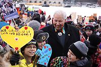 Murray Sinclair<br /> <br /> , 2017<br /> <br /> PHOTO : Agence Quebec Presse