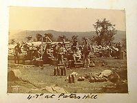 BNPS.co.uk (01202) 558833<br /> Pic: Charles Miller/BNPS<br /> <br /> Taprell Dorling's images of the Boer War at the turn of the 20th century <br /> <br /> A fascinating photo album compiled by a British naval officer on tour in the Far East at the turn of the 20th century has come to light.<br /> <br /> Taprell Dorling served on the HMS Terrible in 1900 at the start of an over 30 year career at sea.<br /> <br /> The album, containing 74 photos, has emerged for sale with auctioneers Charles Miller, of London, with an estimate of £3,000.