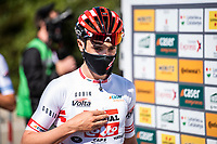 24th March 2021; Castelldefels, Catalonia, Spain; Volta Catalunya Cycling Tour stage 3 from Canal Olimpic de Catalunya to Vallter 2000; SYLVAIN MONIQUET of team LOTTO SOUDAL