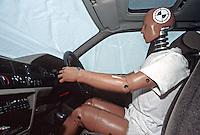 Car crash test dummy<br /> <br /> ©shoutpictures.com<br /> john@shoutpictures.com