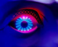 Alien eye.