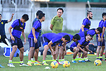 Training of the AFF Suzuki Cup 2016 on 25 November 2016. Photo by Stringer / Lagardere Sports