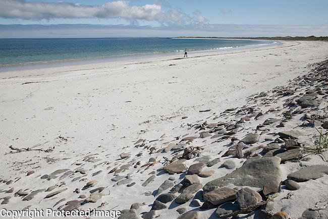 Whitemill Bay Beach, Sanday; Orkney Islands; Scotland