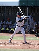 Bryce Johnson - San Francisco Giants 2019 spring training (Bill Mitchell)
