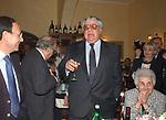 """DOMENICO CONTESTABILE<br /> 75° COMPLEANNO DI LINO JANNUZZI - """"DA FORTUNATO AL PANTHEON"""" ROMA 2003"""