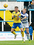 Greenock Morton v St Johnstone….09.07.19      Cappielow        Pre-Season Friendly<br />Jason Kerr and Cameron Salked<br />Picture by Graeme Hart. <br />Copyright Perthshire Picture Agency<br />Tel: 01738 623350  Mobile: 07990 594431