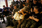 Belfast, Northern Ireland. 1984 <br />