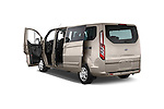Car images of a 2013 Ford TOURNEO CUSTOM TITANIUM 5 Door Combi Doors