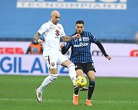 Bergamo  06-02-2021<br /> Stadio Atleti d'Italia<br /> Serie A  Tim 2020/21<br /> Atalanta- Torino nella foto:     Zaza                                                     <br /> Antonio Saia Kines Milano