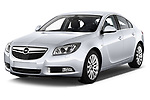 Front three quarter view of a 2013 Opel Insignia Cosmo 5 Door Hatchback2013 Opel Insignia Cosmo 5 Door Hatchback