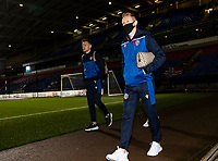 Bolton Wanderers' Ali Crawford arriving at the stadium <br /> <br /> Photographer Andrew Kearns/CameraSport<br /> <br /> The EFL Sky Bet League Two - Bolton Wanderers v Salford City - Friday 13th November 2020 - University of Bolton Stadium - Bolton<br /> <br /> World Copyright © 2020 CameraSport. All rights reserved. 43 Linden Ave. Countesthorpe. Leicester. England. LE8 5PG - Tel: +44 (0) 116 277 4147 - admin@camerasport.com - www.camerasport.com