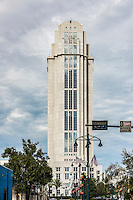 Orange County Courthouse in downtown Orlando, Florida, USA
