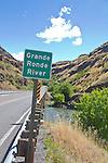 Grande Ronde River, Washington State, Eastern Washington, Pacific Northwest, Asotin County, Boggan's Oasis, western rivers,