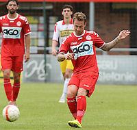 KV Kortrijk : Robert Klaasen <br /> foto VDB / BART VANDENBROUCKE