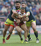 11.03.2018 Wigan Warriors v Wakefield Wildcats