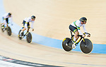 The team of Australia with Matthew Glaetzer, Jacob Schmid and Nathan Hart compete in Men's Team Sprint<br />  1st Round match as part of the 2017 UCI Track Cycling World Championships on 12 April 2017, in Hong Kong Velodrome, Hong Kong, China. Photo by Victor Fraile / Power Sport Images