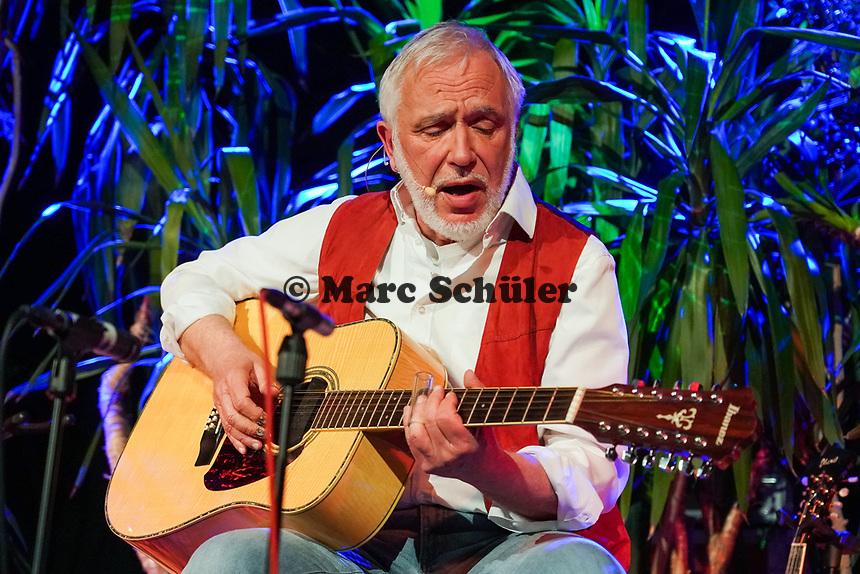 Musiker Bodo Kolbe spielt im Livestream der Event AG im JuKuZ - Mörfelden-Walldorf 15.05.2021: Bodo Kolbe live aus dem JuKuZ