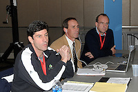 Sky Blue draft team... The WPS draft 2012 was held at the Kansas City Convention Center, Kansas City, MO.