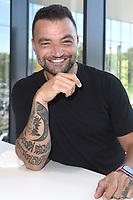 Nick E. Tarabay at German Comic Con Dortmund Limited Edition, Dortmund, Germany - 11 Sep 2021 ***FOR USA ONLY** Credit: Action Press/MediaPunch