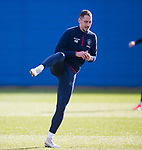 03.03.2020 Rangers training: Nikola Katic