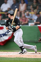 June 24, 2009: Tony Delmonico of the Great Lakes Loons at the 2009 Midwest League All Star Game at Alliant Energy Field in Clinton, IA.  Photo by: Chris Proctor/Four Seam Images