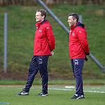 Jonatan Johansson and Pedro Caixinha