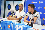 Getafe CF's player Jaime Mata during the new Premium Plus Partne, Libertex, official presentation. August 9, 2019. (ALTERPHOTOS/Acero)