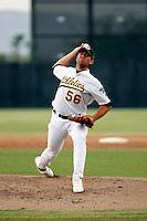 Robert Gilliam ---  AZL Athletics - 2009 Arizona League.Photo by:  Bill Mitchell/Four Seam Images.